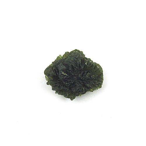 Fantasy Natural Semi Precious Moldavite Stones For Jewlery, Loose Gemstone