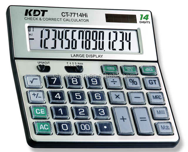 2017 OEM high quality currency calculator with high quality cheap price