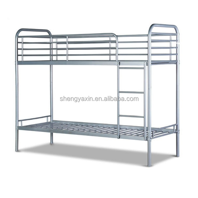 European Standard double-layer metal cheap used bunk beds for sale