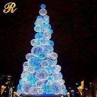 LED lighting xmas stocking