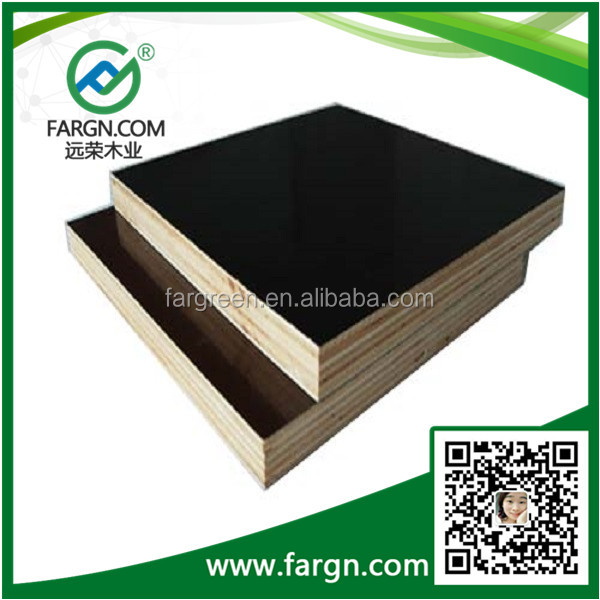 film faced plywood malaysia, 18mm film faced plywood/melamine wbp, building materials