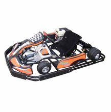Cheap Go kart Gas Powered Go Karts with Bumper and Cover SX-G1101