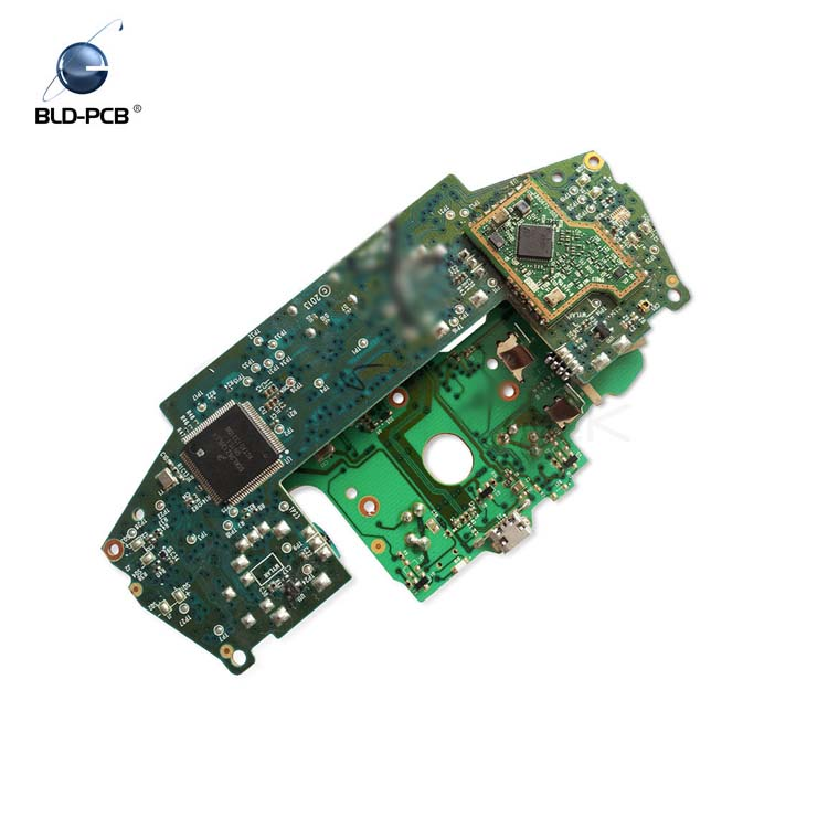 Qualitätskontrolle Gamecube Controller Platine Diagramm Pcb ...