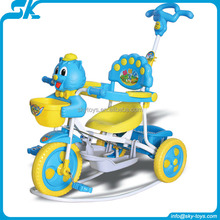 Children nice ride on bicycle 2012 New design wheel baby bike lovely latest style baby bicycle