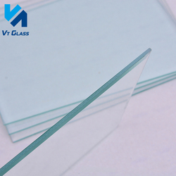 Hot Sale 2mm 3mm Transparent Clear Sheet Glass For Picture Frame