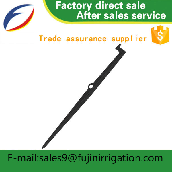 Professional Niger wrought iron garden stake with CE certificate