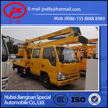ISUZU Qingling aerial platform over head working basket lifter truck vehicles (JDF5072JGKQ4)