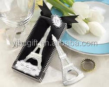 high quality tower shape bottle opener , wedding favors bottle opener