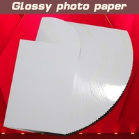 Factory supply 200g glossy inkjet photo paper A0 (GSB-GPP102)