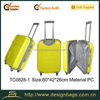 manufucturing abs best travel air trolley case