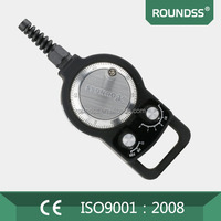 Roundss portable incremental type of Rotary encoder with hand wheel MPG pendent