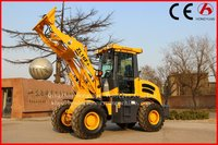 wheel loader ZL16F with Hub Reduction Drive Axle.CE approved