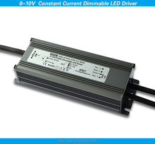 Waterproof ip67 dimmable led dimmer 50W constant current 0-10V compatible led driver CE RoHS approval