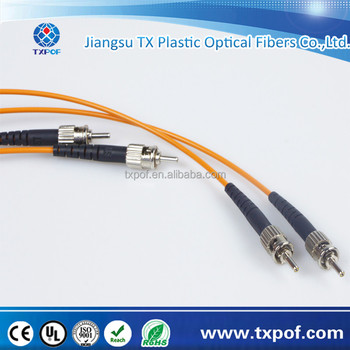 ST Connector for 1mm POF ST Cable