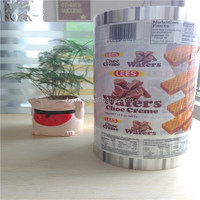 Customized Lower prices OEM manufacturer pet cpp film for food packing