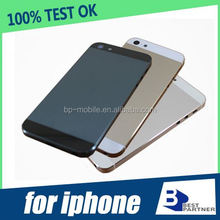 Original battery cover rear cover for iphone 5s