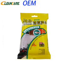 China Spunlace Nonwoven Competitive Price Good Quality Ironing Household Cleaning Wipes