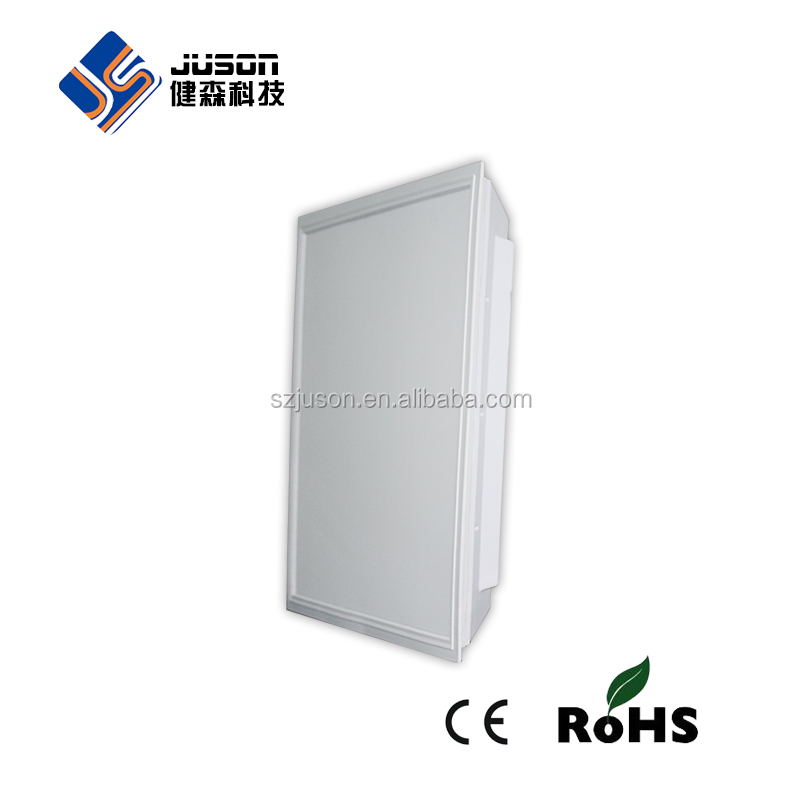 jiefu 2015 New design integrated Full watt 36W 42W 48W LED Panel light for commercial light