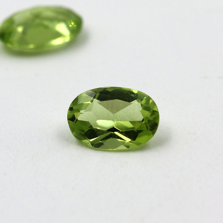 hot sale chrome emerald green diopside for jewelry