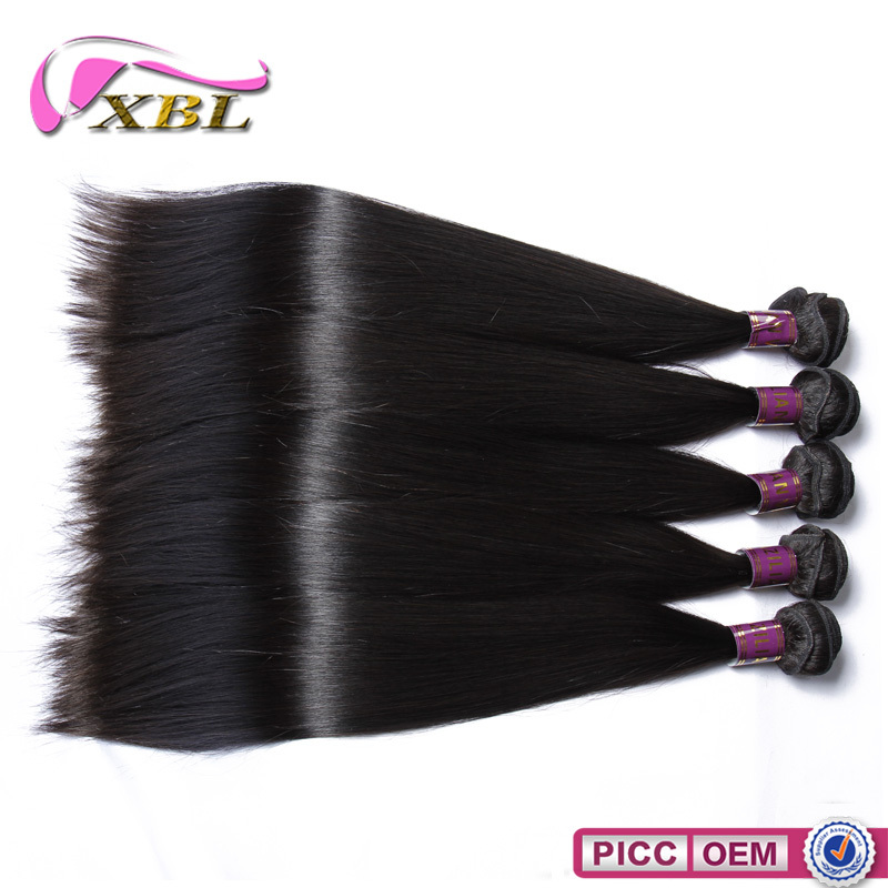 Full Cuticle Double Drown 100% Chinese Virgin Human Hair Long Hair Weft