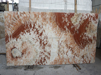 Red onyx marble, Floor, wall, background of hotel, Building, house RO002#