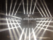 High quality white color 4 x 10w led beam moving head disco light