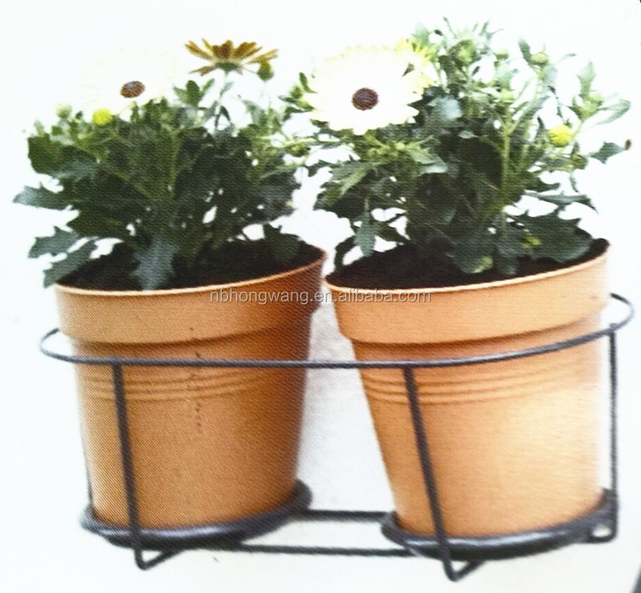 Wholesale decorative metal wall basket flower pot baseket holder decorative metal wall basket flower pot baseket holderwall planter pot holder amipublicfo Gallery