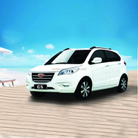 7.5kw Chinese Cars AC Motor Golf Automobile SUV Vehicle Pure Electric Car