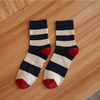 Premium Quality Breathable Cotton Fashion Socks Custom School Socks for Men