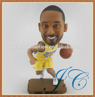 2017 Wholesale high quality Kobe modeling bobble head made in China