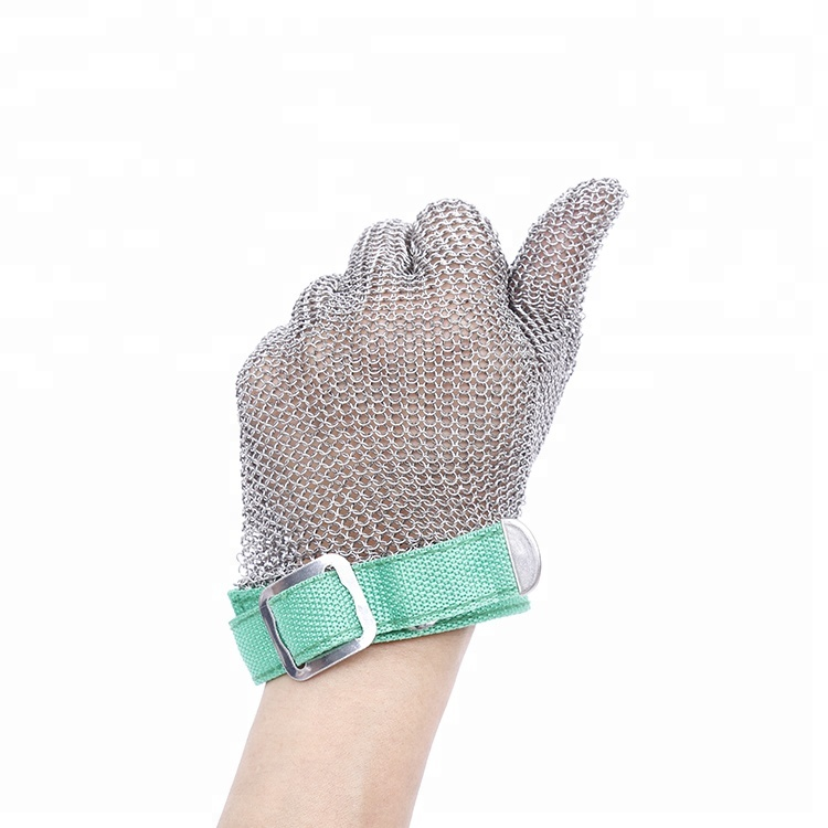 Made in China Stainless Steel Workplace <strong>Safety</strong> anti cut glove