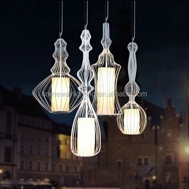 Fashion decorative designer pendant lighting/chandeliers pendant light/modern crystal pendant light