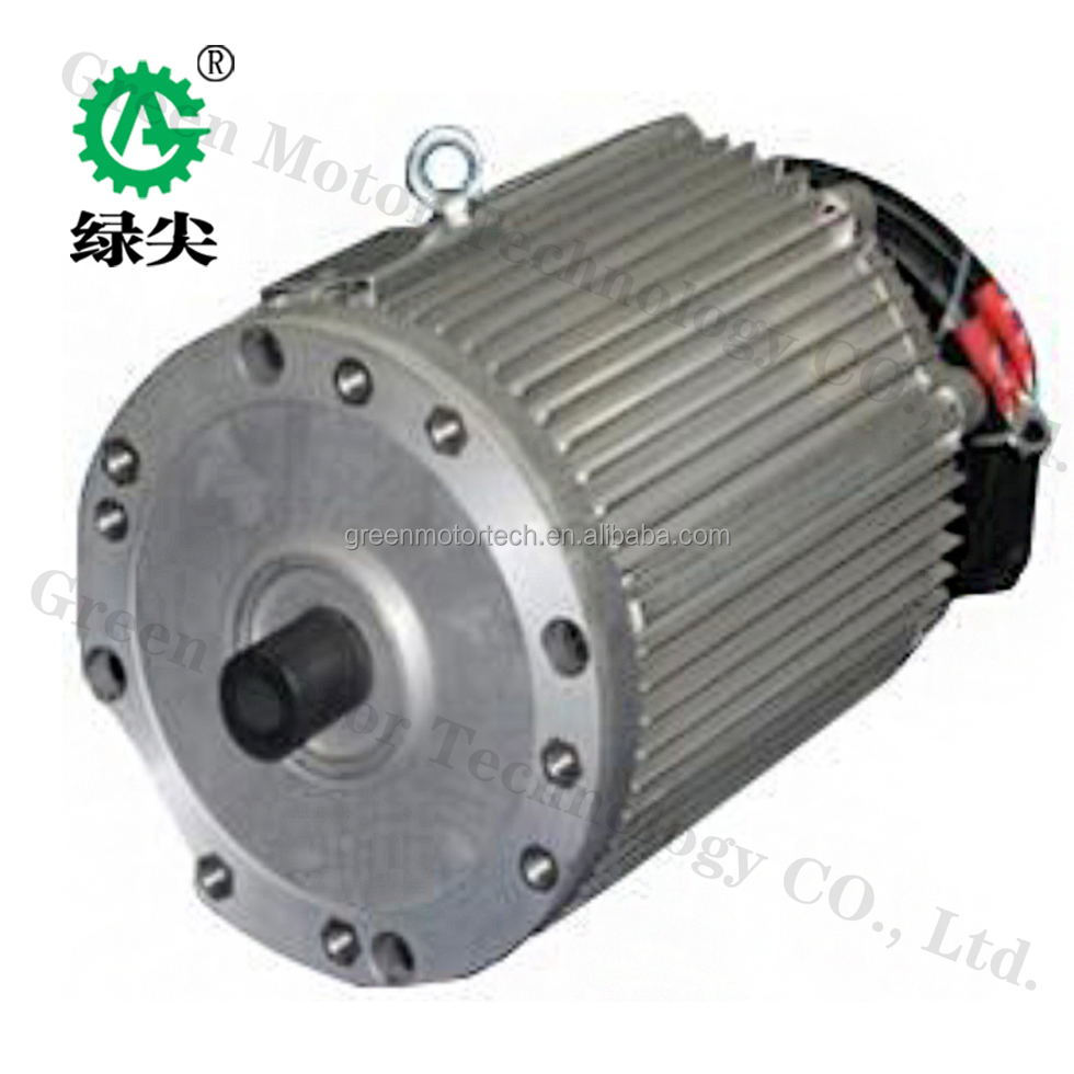 Good quality 15kw 168v pure electric car engine for sale