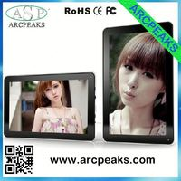 Brand new web camera tablet pc