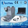ACCTEK 10W medical packaging laser marking machine