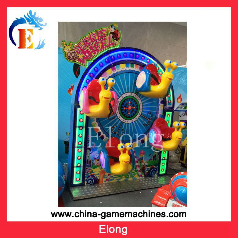 Lovely Snails ferri wheel/ 4 seaters kiddie ride/ Guangzhou manufactorer wholesale