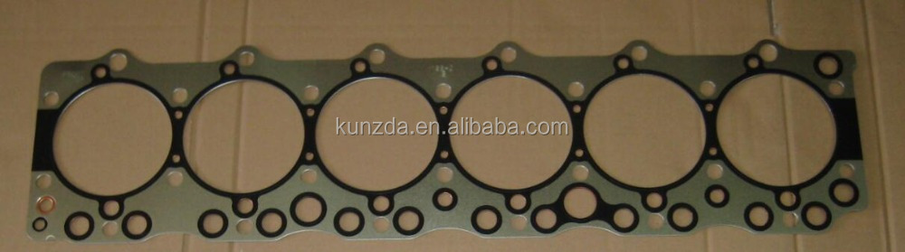 best quality 6bg1 cylinder head gasket for zx200/230 sh210 xcmg xe210