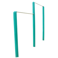 The high quality training parallel bars and horizontal bars of gymnastics playground exercise equipment