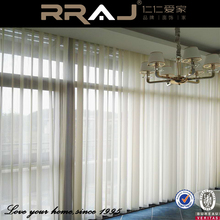 RRAJ motorized curtain vinyl sheer vertical blinds