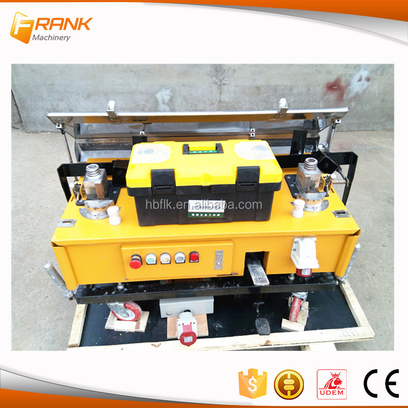 Professional disign wall plastering machine with plastering tools / 0086-15227631723