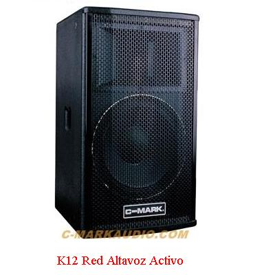 C-MARK K series professional network active speakers