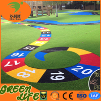 Landscaping Artifical Lawn/Artificial Grass For Garden Decoration