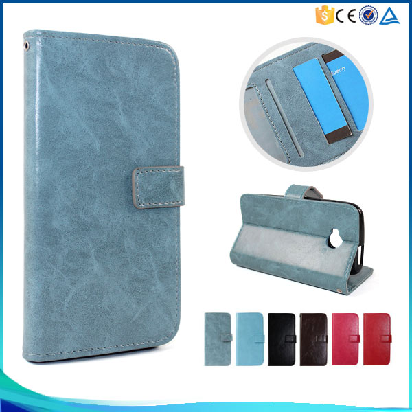low price china mobile phone flip leather case for Acer Z630 phone unlocke, phone cover case for Acer Z630