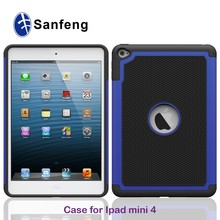 New Design Soft Rubber Tablet Computer Covers for ipad mini Phone Case