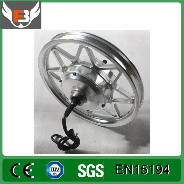 Electric Bicycle Integrated Wheel Motor