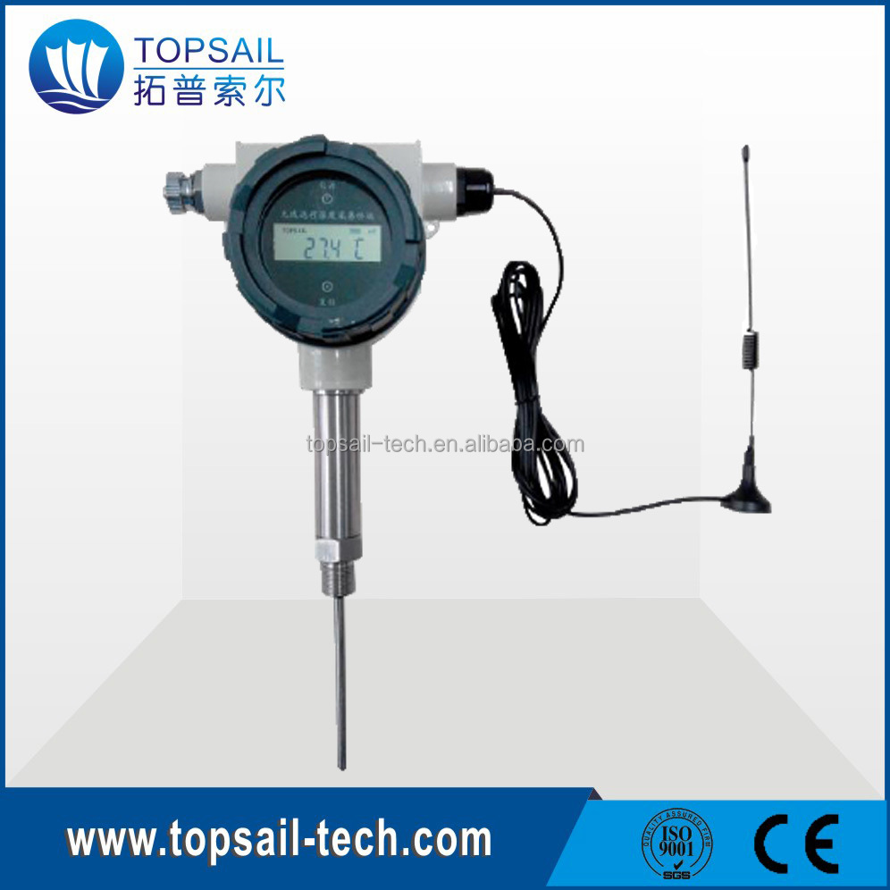 prototype Industrial use Wireless remote temperature monitor