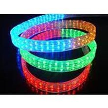 IP68 DC 24V SMD5050 60 leds per meter Flexible RGB LED light Strip Waterproof led ring light