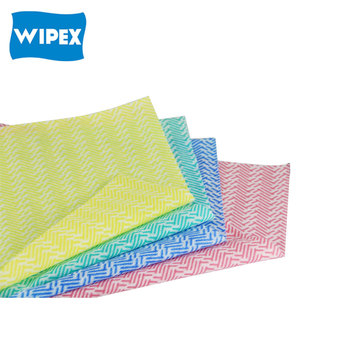 Cheap Hot Sale Spunlace Non Woven Wipe Cloth For Dirt Cleaning