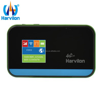 High Speed 150M Harvilon 4G LTE Portable Unlocked WIFI 4G Mobile Wireless Router with SIM Slot