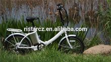 Factory sale off road electric scooter, mini folding electric bike RSEB636